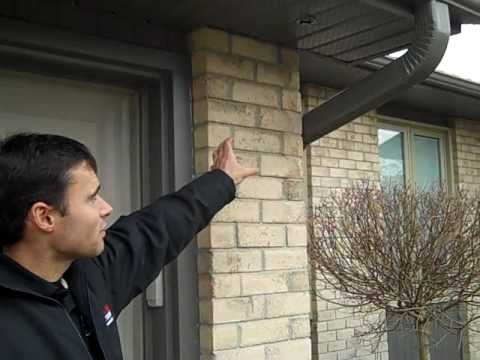 MAINTENANCE FREE EAVES AND TRIM