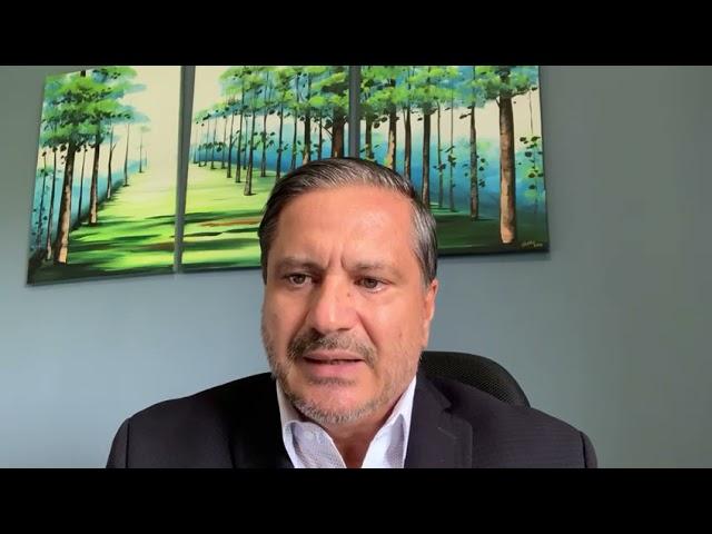 Regulador General Roberto Jiménez participa en panel de discusión sobre f ..