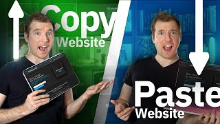 Copy Pasting a Website is Possible... (Using AI)