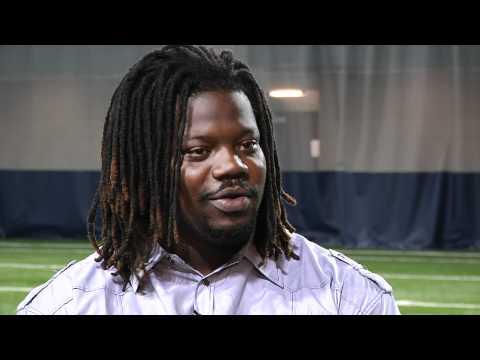 03.14.12 NFL Prospect Damon Harrison Entire Interview on Oskaloosa Sports Pulse (HD)