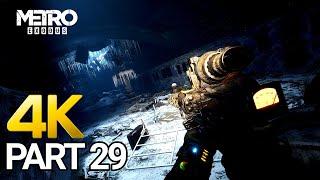 Metro Exodus Gameplay Walkthrough Part 29 - PC 4K 60FPS