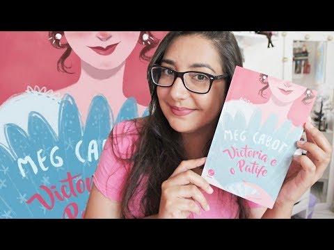VICTORIA E PATIFE por Meg Cabot | Amiga da Leitora