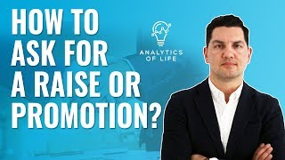 How to Ask for a Promotion or a Raise | Tips to Get Promotion | Analytics of Life