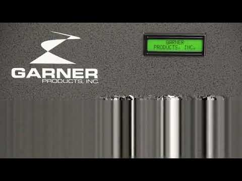 Video of the Garner DDR-1 Degauss, Destroy and Recycle System Shredder