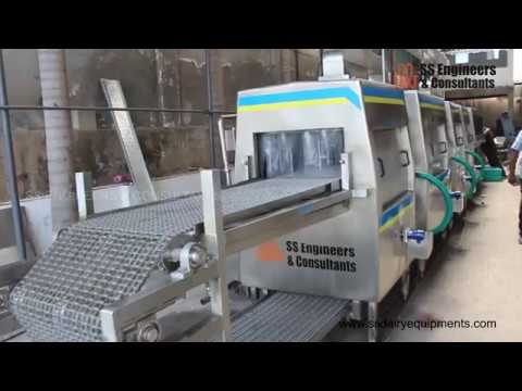 Industrial Parts Washer For The Pharmaceutical