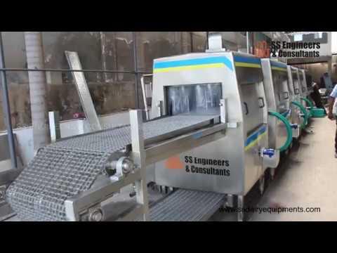 Industrial Component Washing Machine