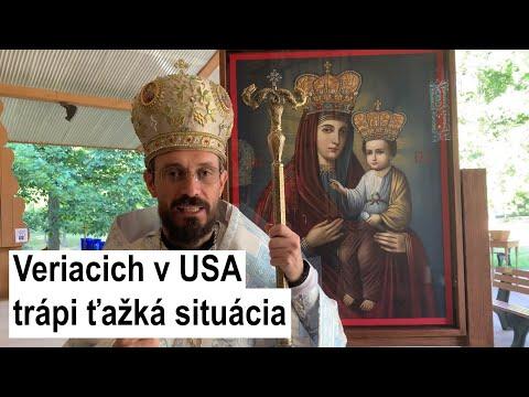 Príhovor: Vladyka Milan Lach posiela pozdrav z pútnického miesta v Spojených štátoch amerických