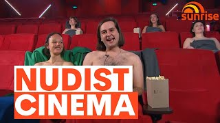 NUDIST CINEMA   The film festival for naked people   Sunrise