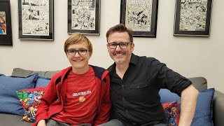 Interview With  J Scott Campbell: Doing It The Marvel Way… With An Edge