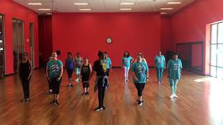 "Zumba with MoJo: ""7 Rings"" (Remix) ft. 2 Chainz by Ariana Grande"