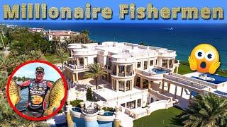 Top 10 RICHEST Fishermen $$$