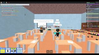 ROBLOX High School Going On A Field Trip To ROBLOX Cinema Part 1