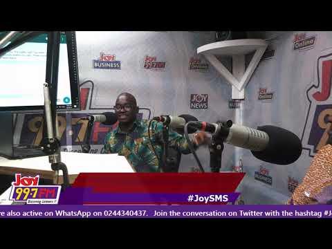 #JoySMS on Joy FM (8-9-18)