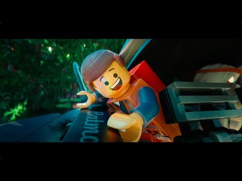 The Lego Movie Commercial
