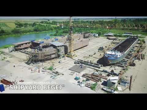 Izrada najvećeg rječnog tankera na svijetu u zrenjaninskom brodogradilištu