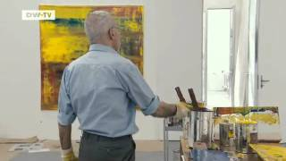 Gerhard Richter Painting | Video Des Tages