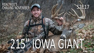 Chasing November S2E17: 215-Inch Bow Kill, Public Land Action