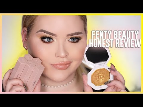 RIHANNA: FENTY BEAUTY – Review + First Impressions