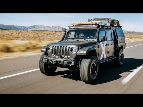 Custom Jeep Gladiator Overland Build Walk Around: Expedition Overland 'In The Shop' #18