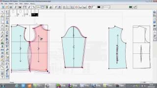 apparel CAD V9 whole demo