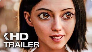 ALITA: Battle Angel Trailer German Deutsch (2019)