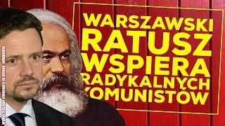Warszawski ratusz płaci za szkolenia anarchistów