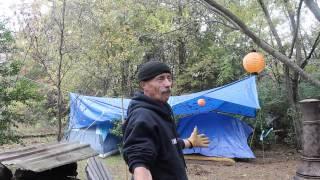Homeless camp Tyler,Texas