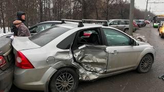 Новая подборка ДТП и ЧП аварий 20.02.2017 февраль №2