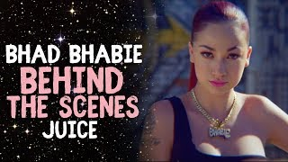 "BHAD BHABIE feat. YG ""Juice"" BTS Music Video 