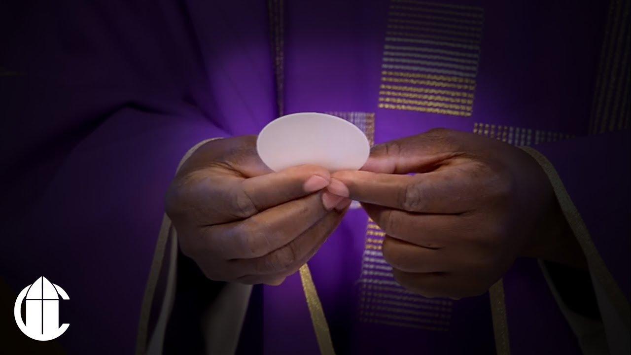 Healing Service, Holy Adoration & Mass 28 March 2021 at Divine Retreat UK