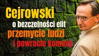 Cejrowski o elitach, przemycie ludzi i powrocie komuny 2019/10/29 odc. 1022