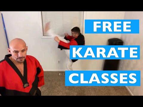 Free Martial Arts Classes Online