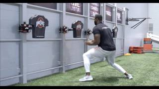NFL Offensive Linemen: Slide, Set, Post Set Punches