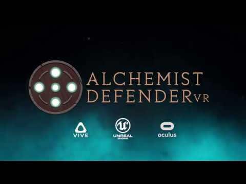 Alchemist Defender VR Narrative Trailer. thumbnail