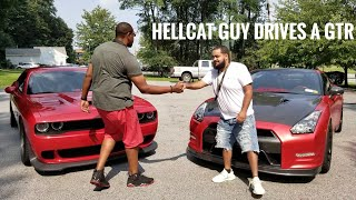 Modified 2014 Nissan GTR Review From A Hellcat Guy Perspective