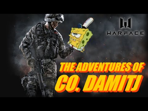Warface Funny Montage - The Adventures of CO. damitj // YOLO SOLO // Meme Edit