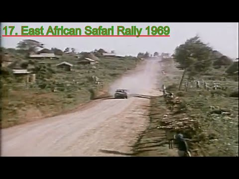 Check out rally racing in 1969!