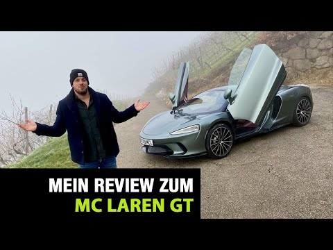 2020 McLaren GT (620 PS) 🇬🇧 Fahrbericht | FULL Review | Test-Drive | POV | Motor | Sound-Check 🏁