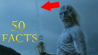 50 MORE Facts You Didn't Know About Game of Thrones