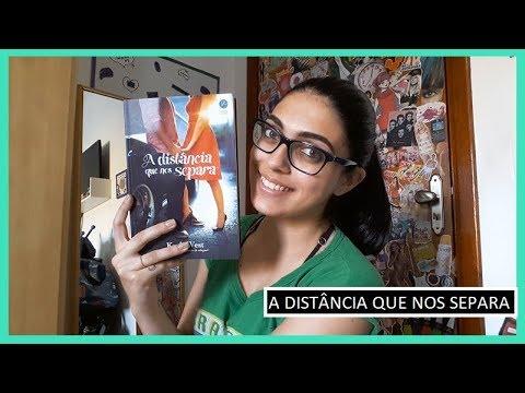 RESENHA: A DISTÂNCIA QUE NOS SEPARA | Bruna Fazio