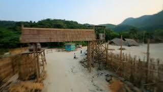 "Thai Battlefield In HK~ Lumenier QAV-S JohnnyFPV 5"" (Cinematic FPV video by GoPro Hero 8) 4K 30fps"