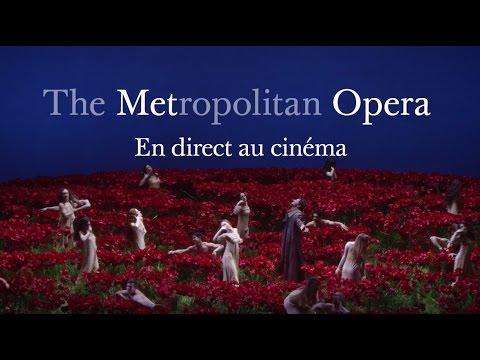 Saison 15-16 du Met Opera au cinéma - BANDE ANNONCE