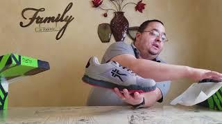 Kuru Footwear Unboxing