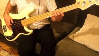 David Bowie   Starman Bass Cover