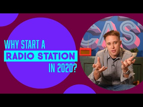 Why Start a Radio Station in 2020?