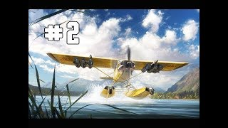 Far Cry 5 Gameplay Walkthrough Part 2 - PLANE RIDE!!! (Hands on Impressions)