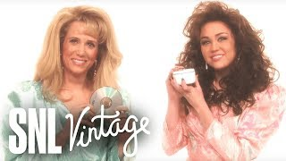 Moisturizing Facial Cream and Rock-a-Billy Lady Party - SNL