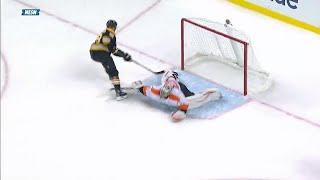Bruins Agostino scores OT goal