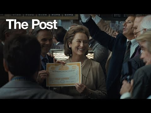 The Post (Featurette 'Who's Who')