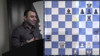 Games of Magnus Carlsen and Tactics - GM Varuzhan Akobian